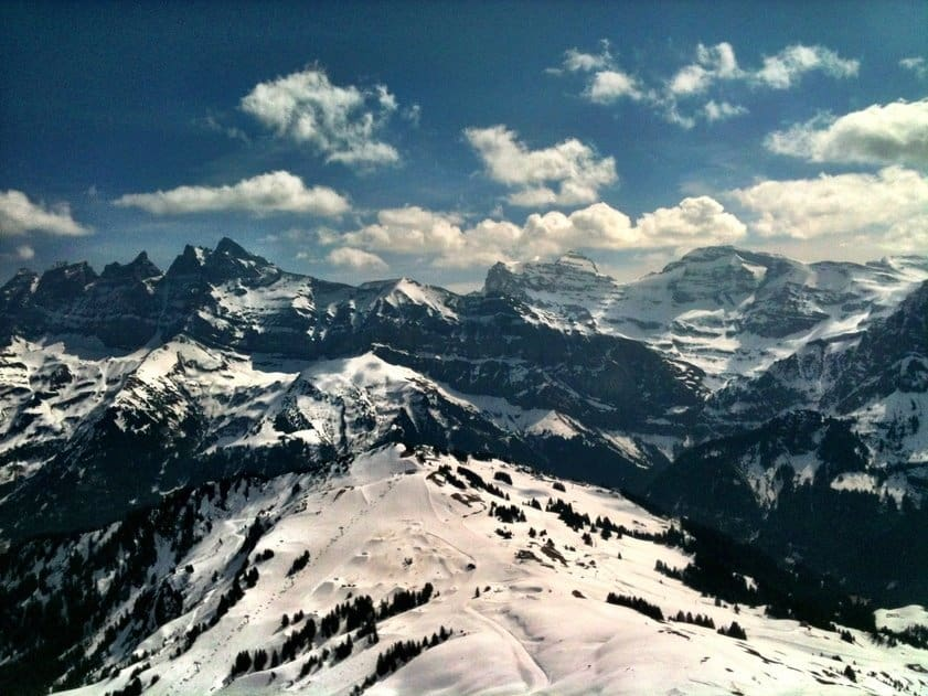 The Mountains, Avoriaz