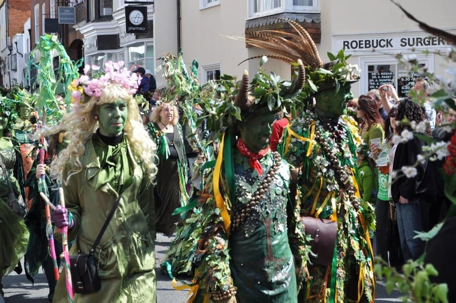 Jack in the Green – Hastings Old Town