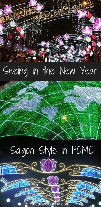 Seeing in the New Year Saigon Style in Ho Chi Minh City