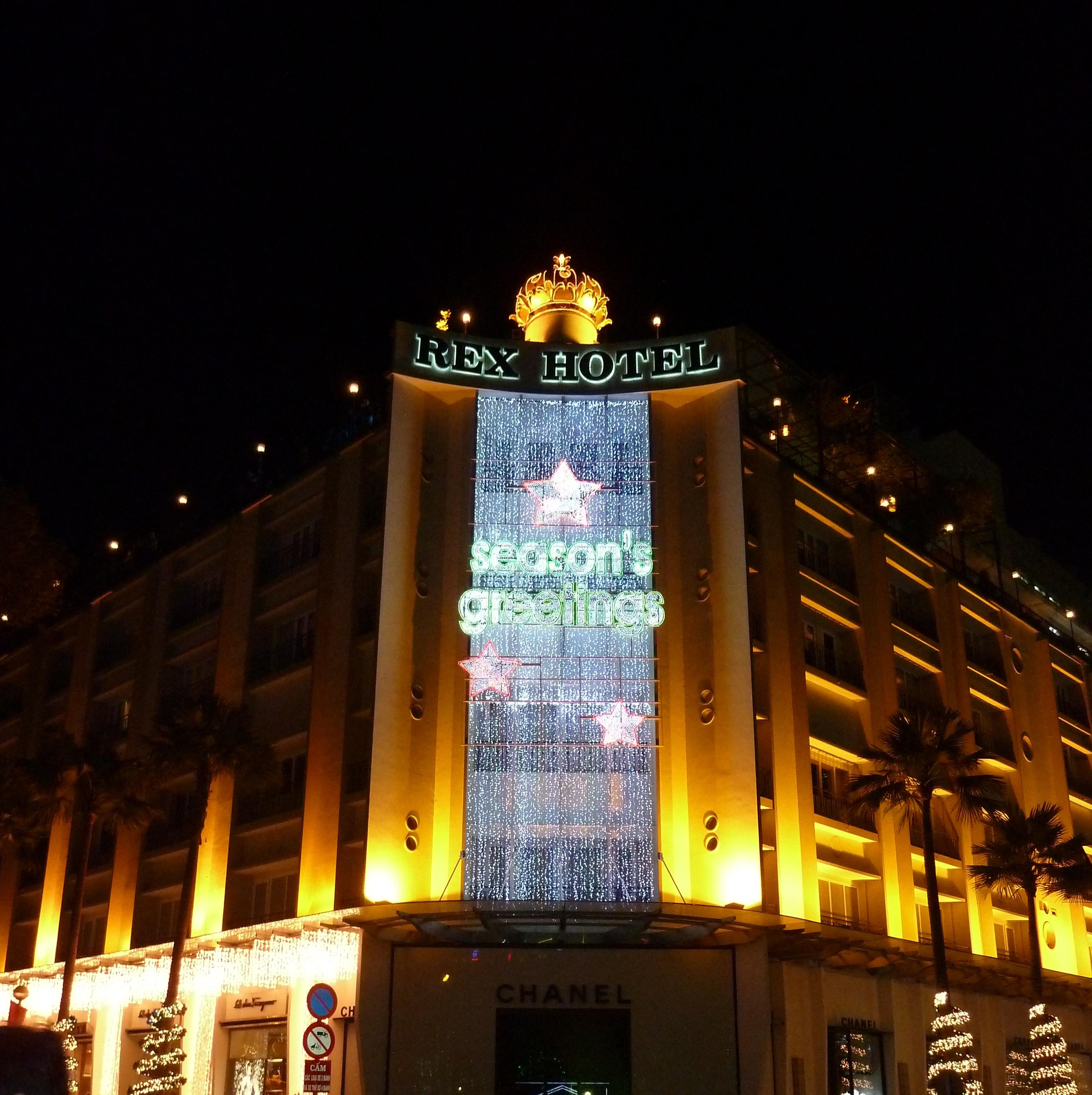 The Rex Hotel Ho Chi Minh City