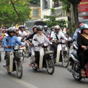 Ho Chi Minh City Motorcycles