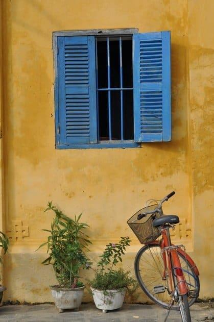 Friday Photo – Hoi An Window