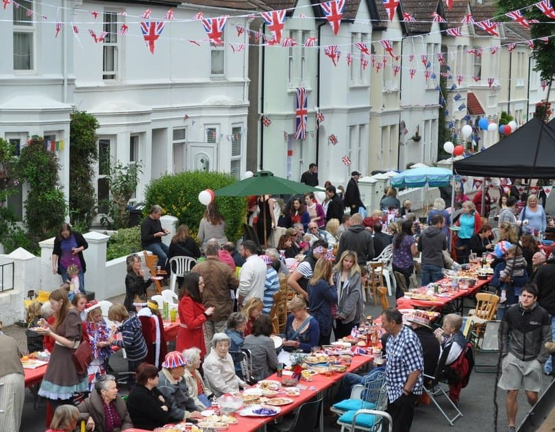 The Diamond Jubilee and a very British Street Party