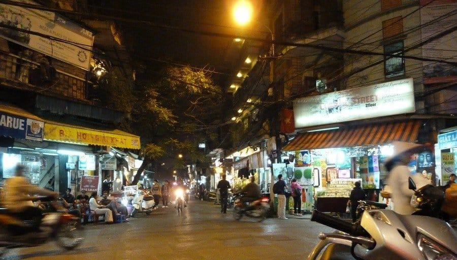 Beer Corner, Hanoi, Vietnam