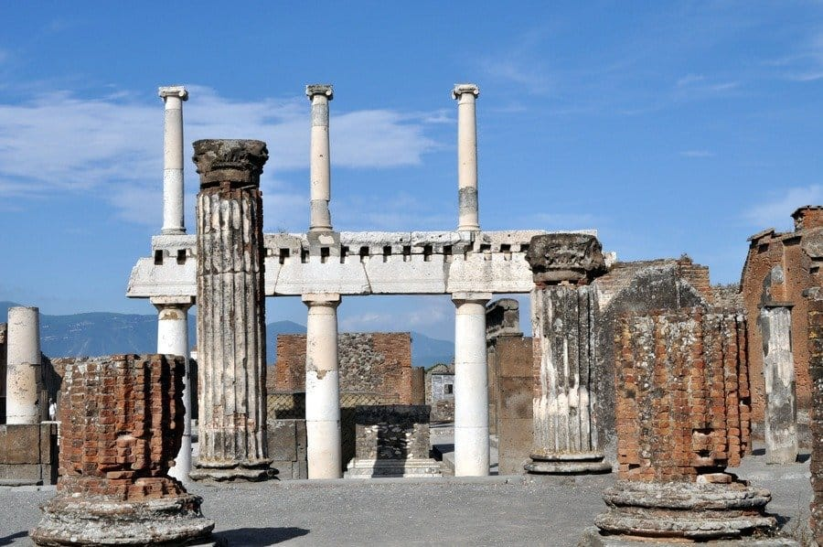 Pictures of Pompeii