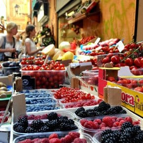 fruit stall market