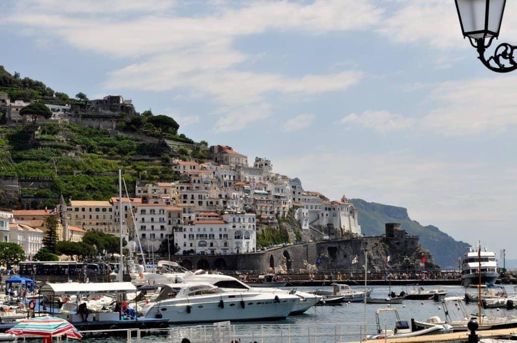 Amalfi Harbour, Italy
