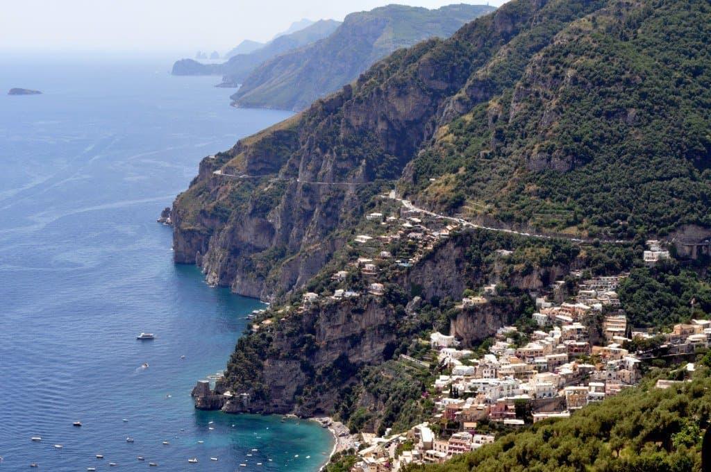 The Amalfi Coast Drive, Italy