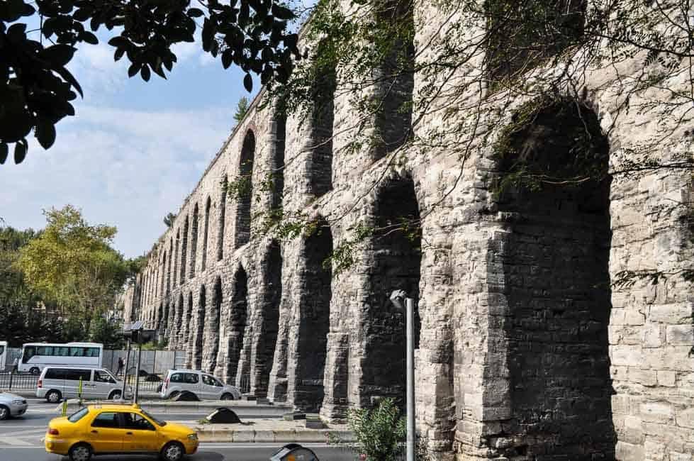 Valens Aquaduct, Istanbul