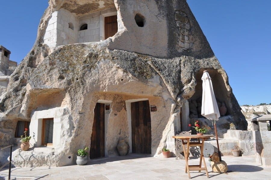 Goreme – Fairy Chimneys and Cave Hotels