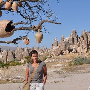 Tissue Tree, Goreme, Cappadocia, Turkey