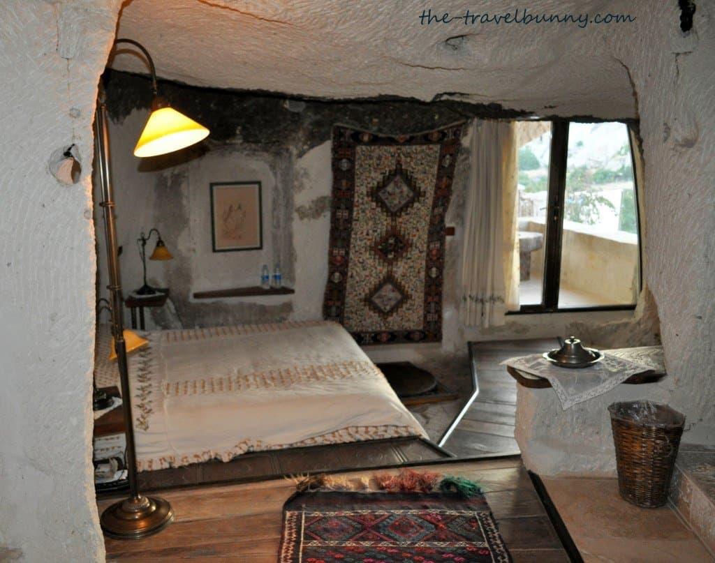 Kelebek Fairy Chimney Room