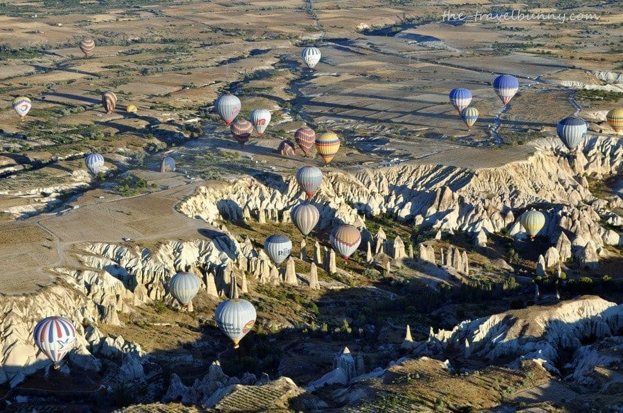 Hot Air Balloons Cappadocia