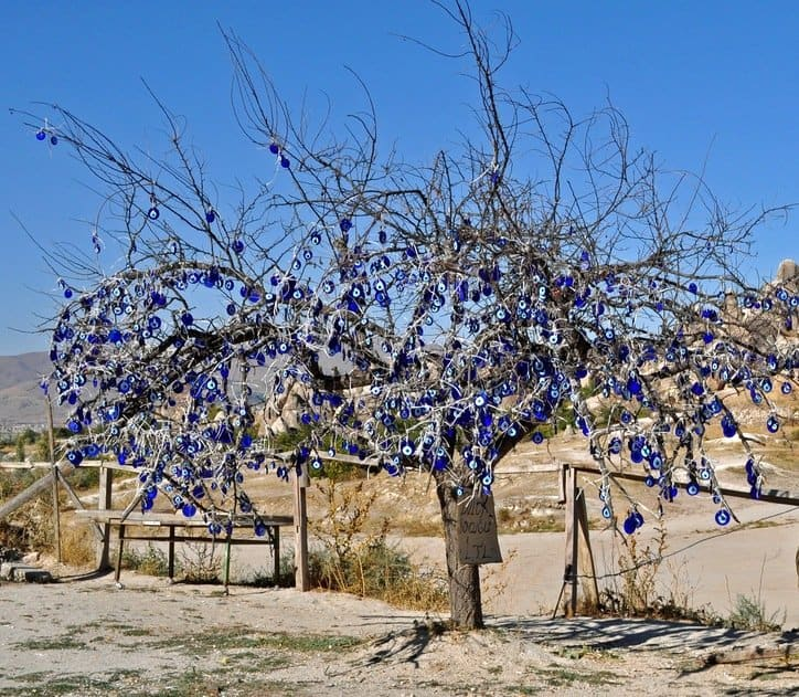 Love Valley and the Evil Eye Tree