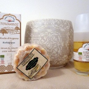 Argan Soap and 50ml Argan Oil