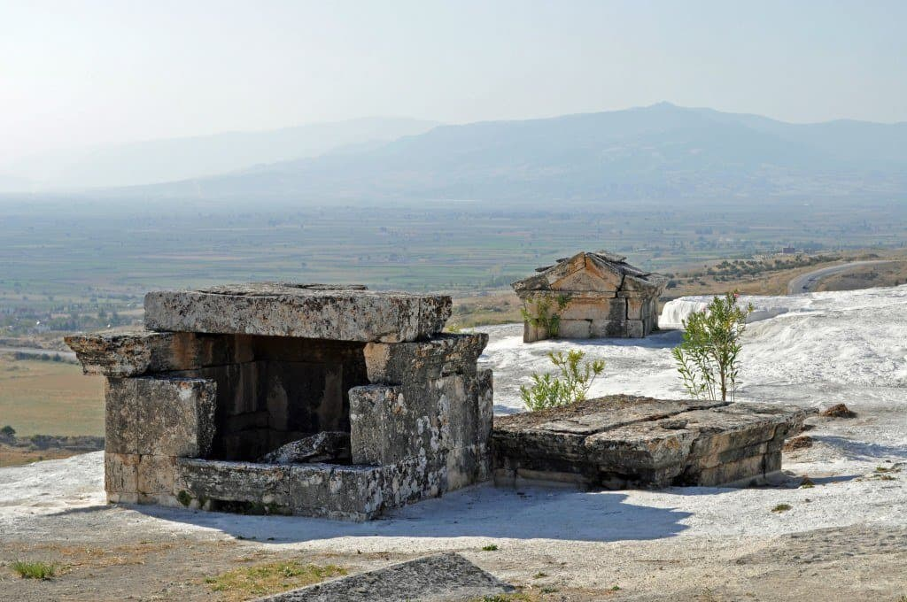 Tombs at Hierapolis