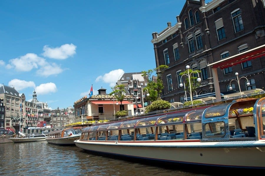 Amsterdam Canals & Boats