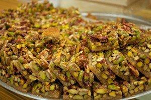 Turkish Pistachio Pastries
