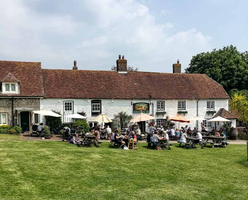 Tiger Inn Pub, East Dean, East Sussex