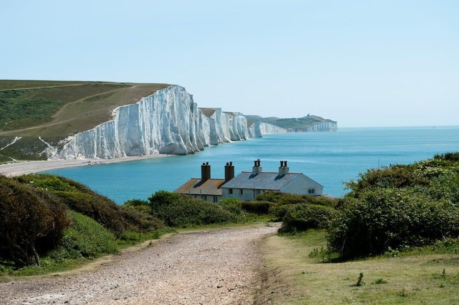 A Sussex Walk – Seven Sisters Country Park