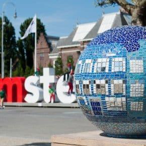 I Amsterdam Sign