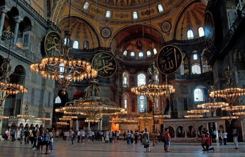 Hagia Sophia - The Essence of Istanbul  The Travelbunny