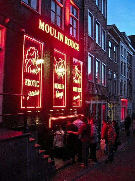 Amsterdam – Sex, Drugs and Pedalos?