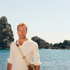 Ben Fogle and Celebrity Cruises