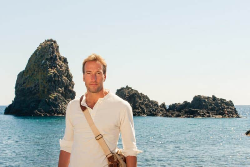 Celebrity Cruising with Ben Fogle