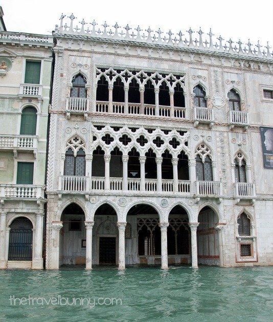 Ca d'Oro, Venice