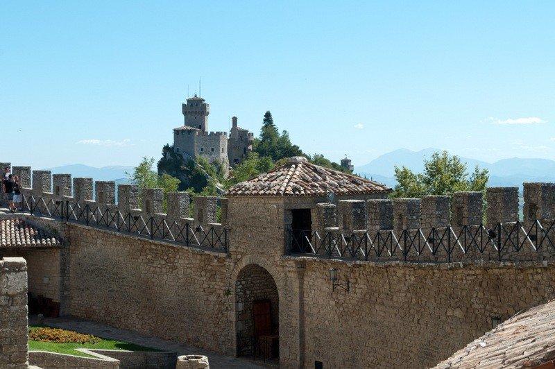 Guaita Tower, San Marino