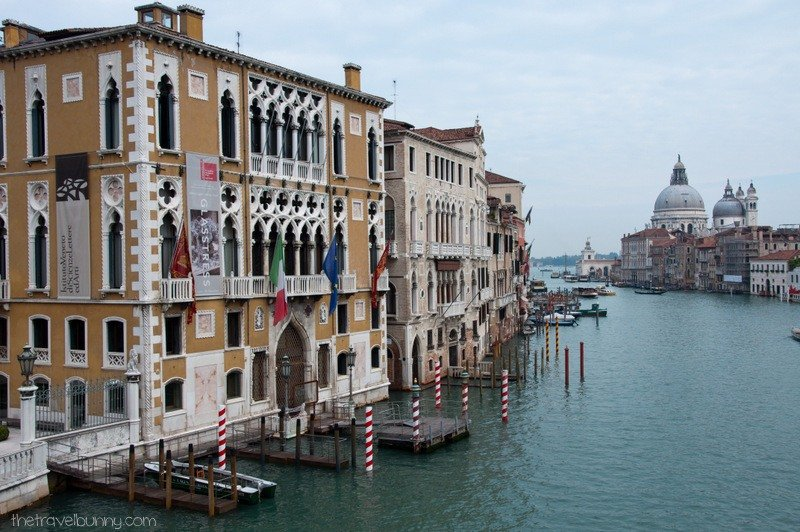 Venice from the Water - a Canal Tour