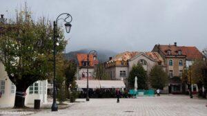 Cetinje Main Square