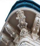 Corbel on Grand Masters Palace, Vallettta