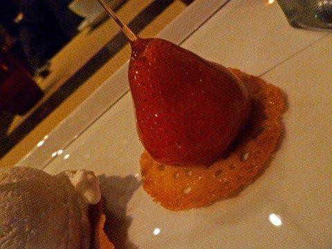 Glazed Strawberry