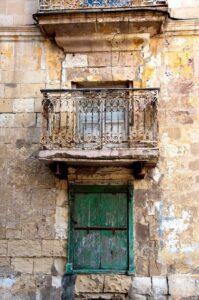 Old Valletta Balcony