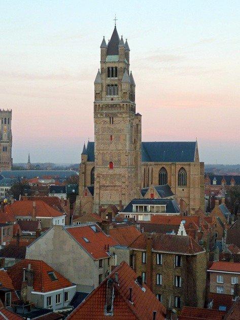 Sint Salvator Cathedral, Brugess
