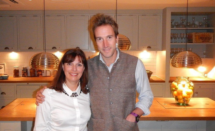 Ben Fogle Interview