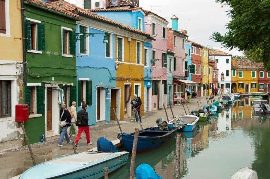 Burano – Italy's Technicolour Town
