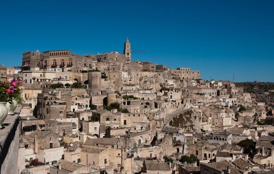 Matera – Secrets of the Sassi