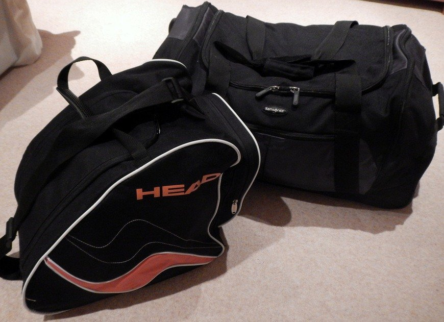 Ski Boot Bag & Holdall