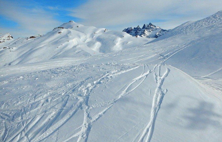 Ski Tracks, Avoriaz