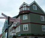 Reykjavik Street Signs