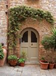 Pretty Doorway, San Donato,Tuscany