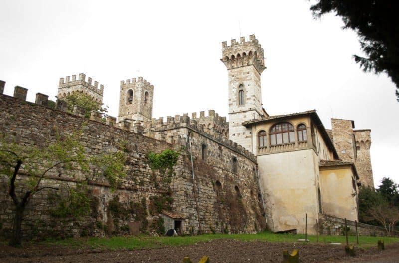 Badia a Passignano Abbey
