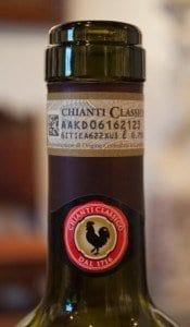 Chianti Classico Regulation Seal