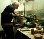 Craftsman at work l'Argento Firenze