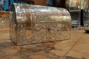 Silver Casket l'Argento Firenze