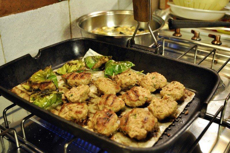 Sicilian Style Meatballs