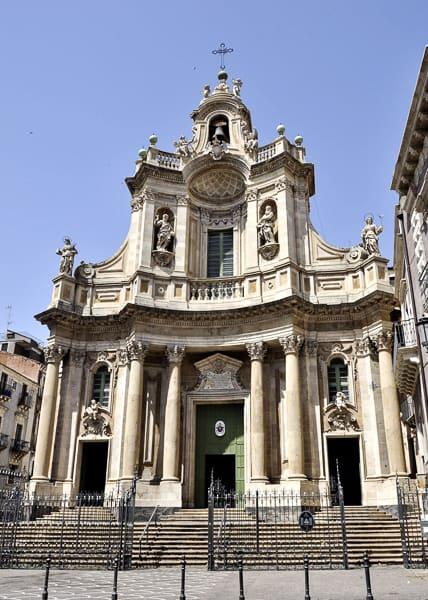 Basilica della Collegiata, Catania